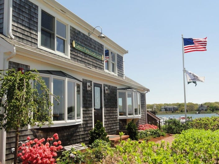 A new view: Green Pond Yacht Club will soon open its doors