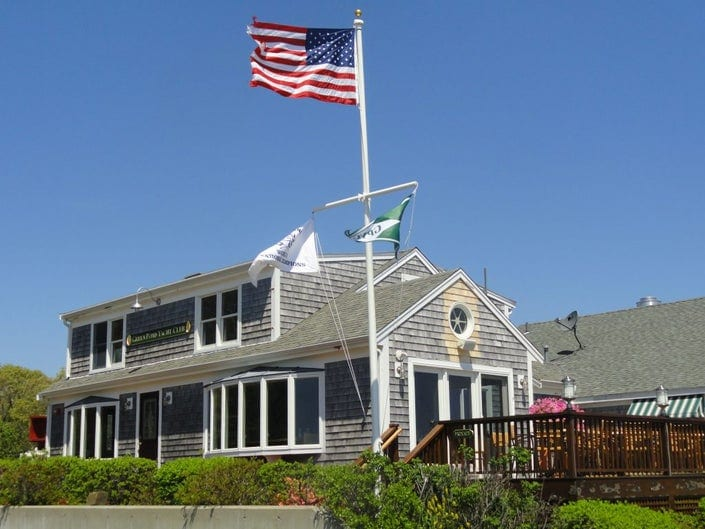 PHOTOS: Green Pond Yacht Club Opens